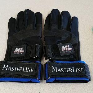 Masterline Master Curve Water Ski Gloves